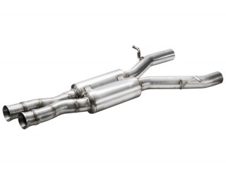 08 BENZ C300 V6 X Pipe + Silencer