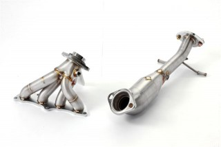 07 - 10 MAZDA 3 - 1.6 Header + Catalytic